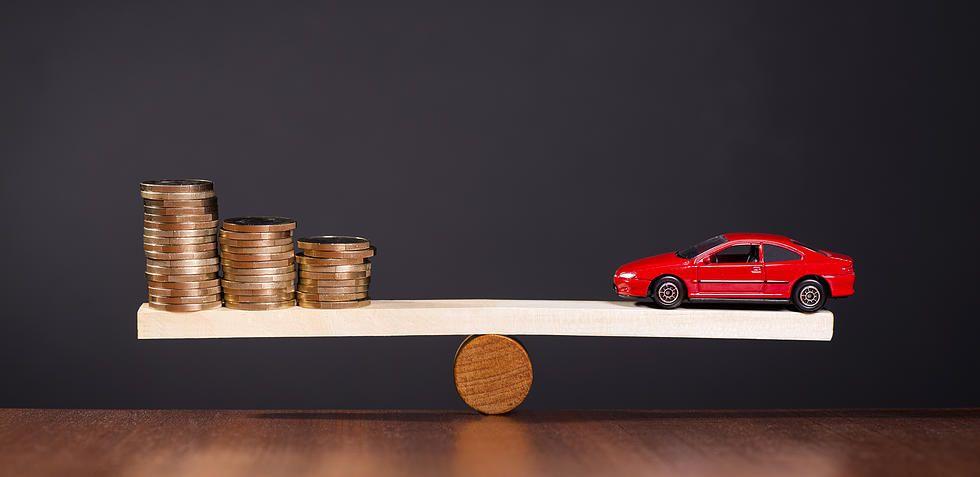 Оценка стоимости автомобиля